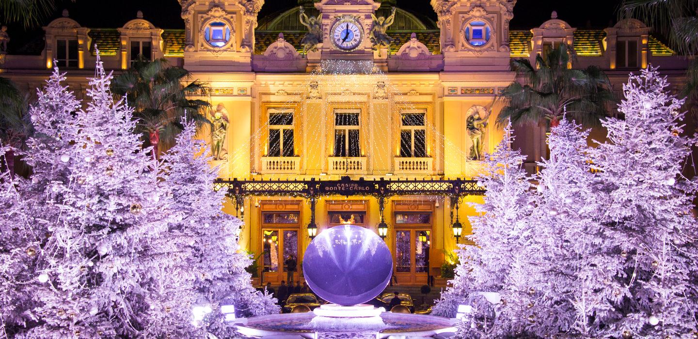 Natal em Mônaco