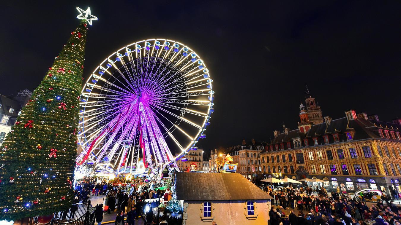 Natal em Lille