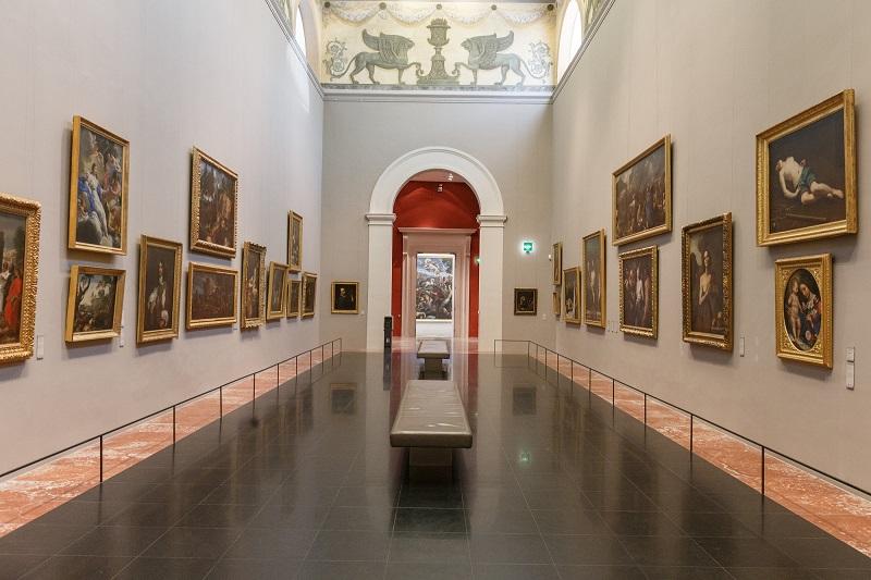 Museu Fabré em Montpellier
